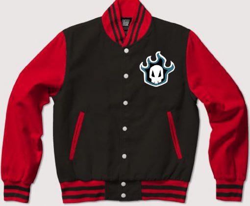 bleach jacket front