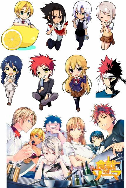New-Shokugeki-no-Soma-Stickers-Wall-Stickers-Suitcase-Fridge-Laptop-Sticker-Waterproof-Anime-Decal.jpg_640x640