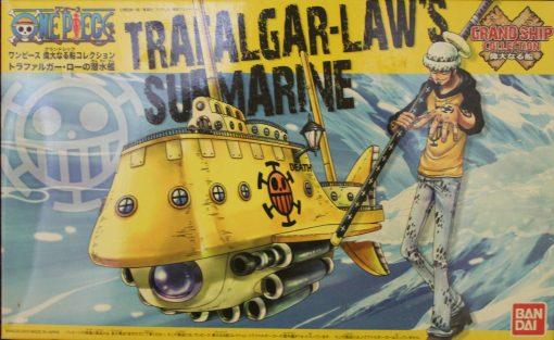 trafalgar law Sub