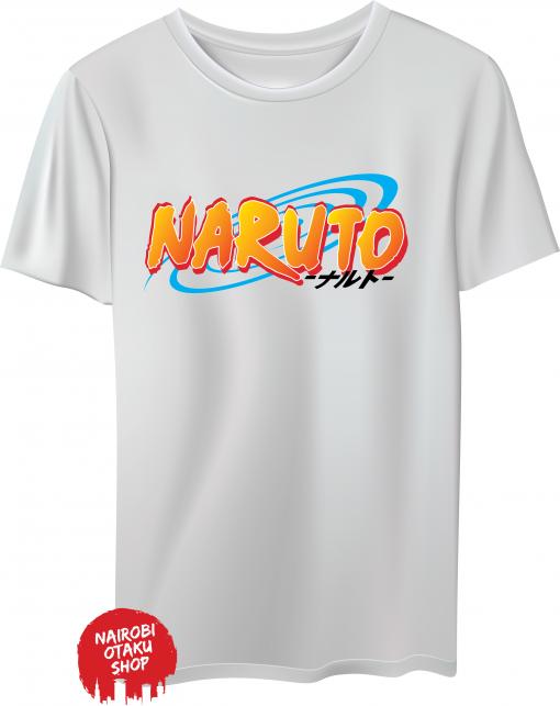 naruto logo white